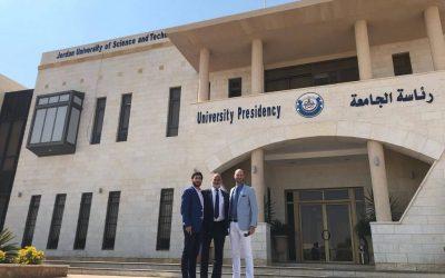 BlocksEDU visits Jordan to meet with over 10 institutions