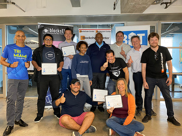 blocksEDU Delivers Successful Blockchain and Cryptocurrency Immersion Program in Miami, Florida