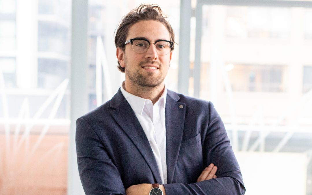 Cameron Jones, Division Head Innovation and Sustainability for blocksEDU Recognized as a Top Corporate Social Responsibility Influence Leader